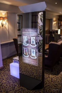 Photo of Tommy Entertainments Mirror X Display